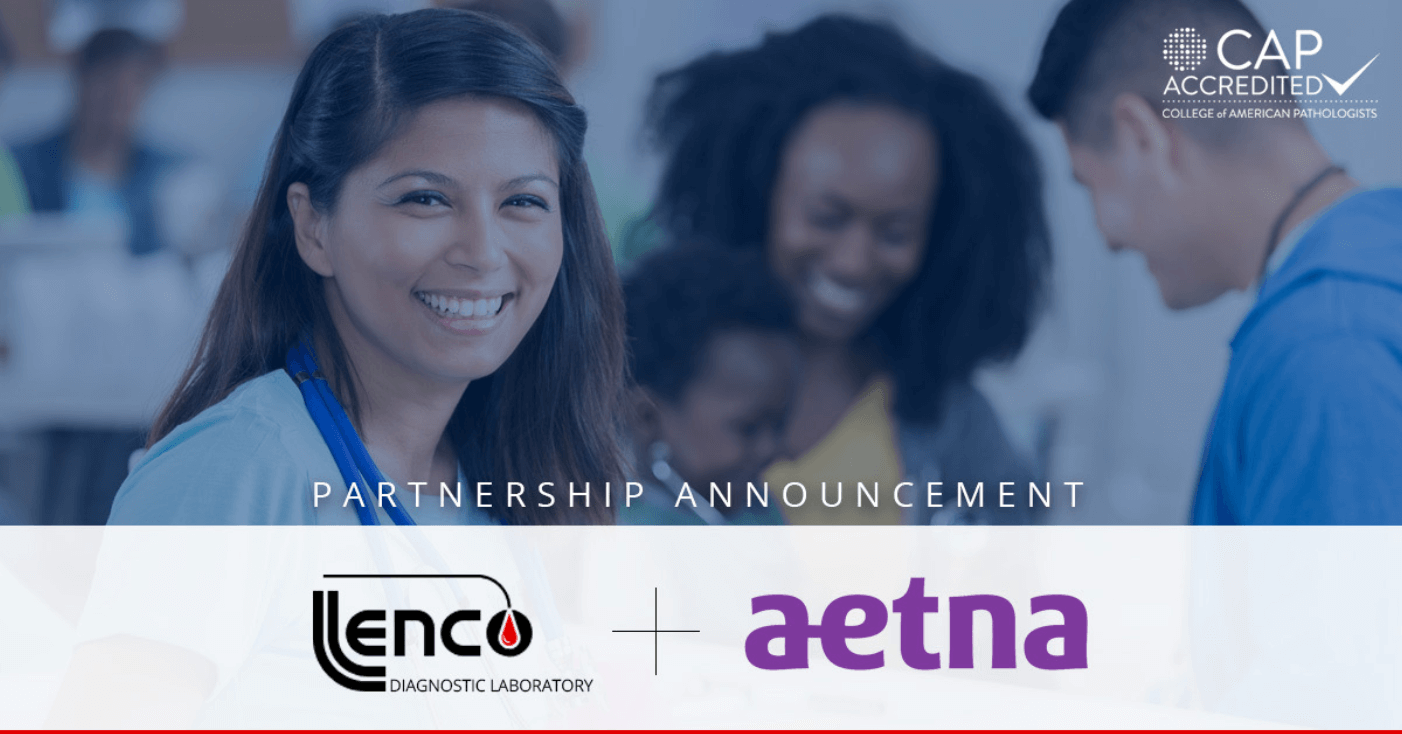 The Best Diagnostics for More of Your Patients – Lenco & Aetna's NEW Partnership